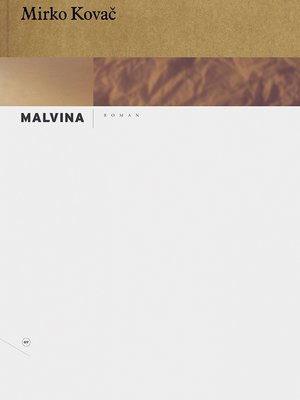 cover image of Malvina
